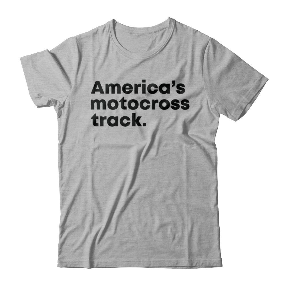 America's Motocross Track - Bold Tee