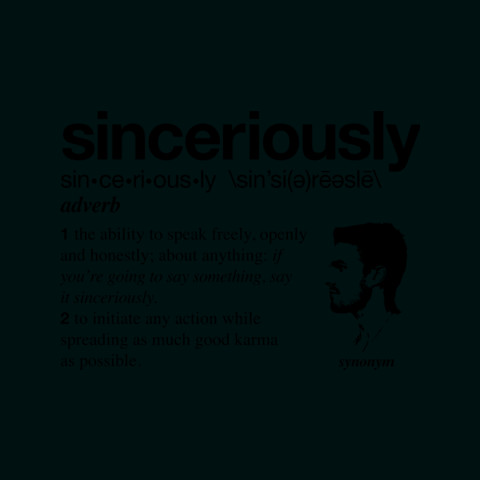 """Stephen Amell """"Sinceriously"""" RELAUNCH"""