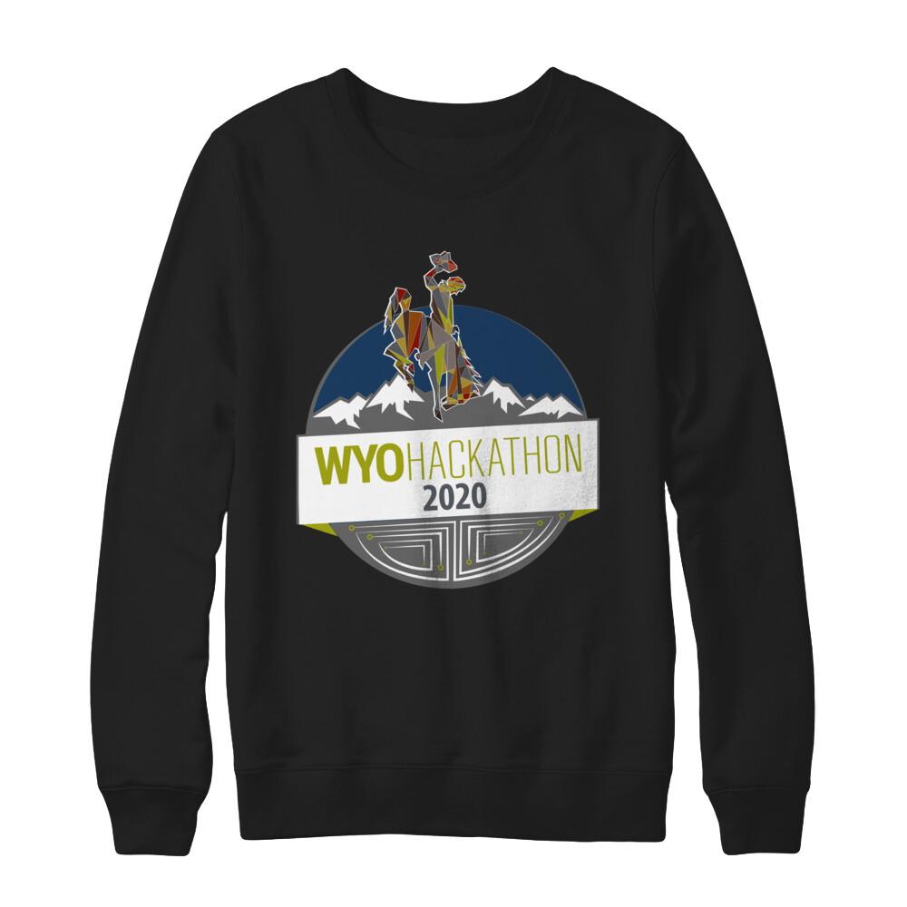 WyoHackathon Special Edition Crewneck