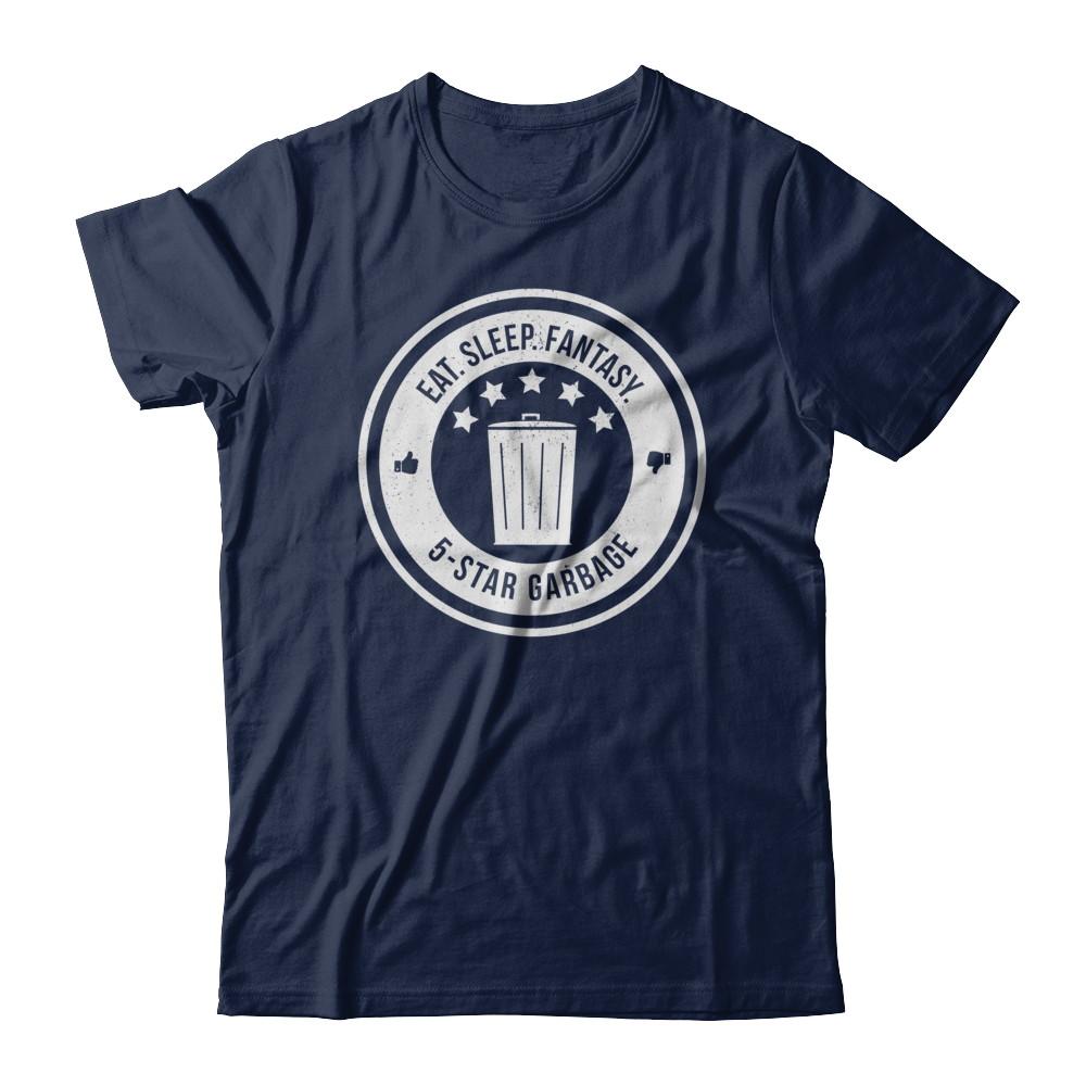 Vintage 5-Star Garbage (Shirt/Tank)