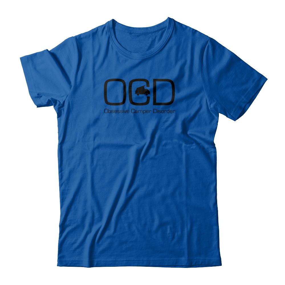 Obsessive Camper Disorder - OCD