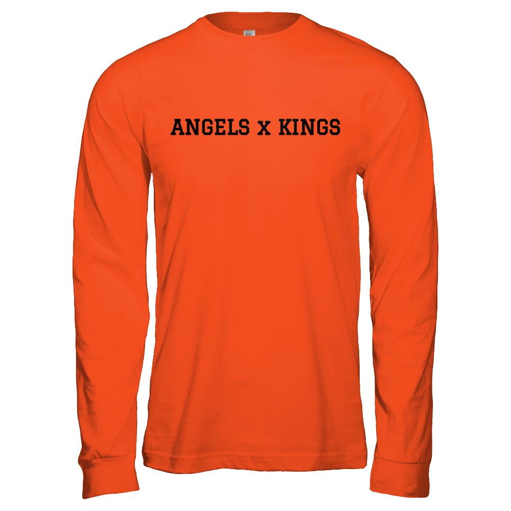 ANGELS x KINGS Varsity LongSleeve LIMITEDEDITION