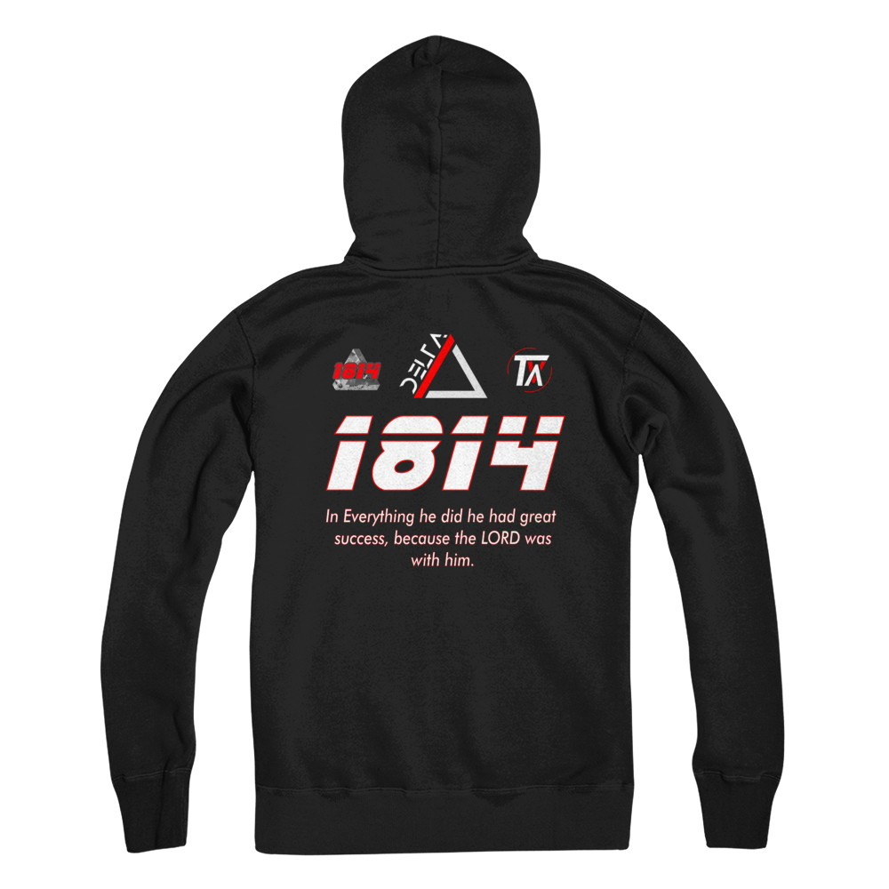 Team 1814 Delta IV Hoodie