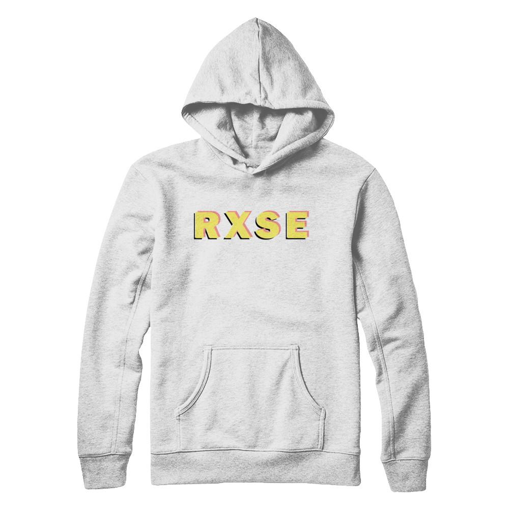 'rxse' hoodie