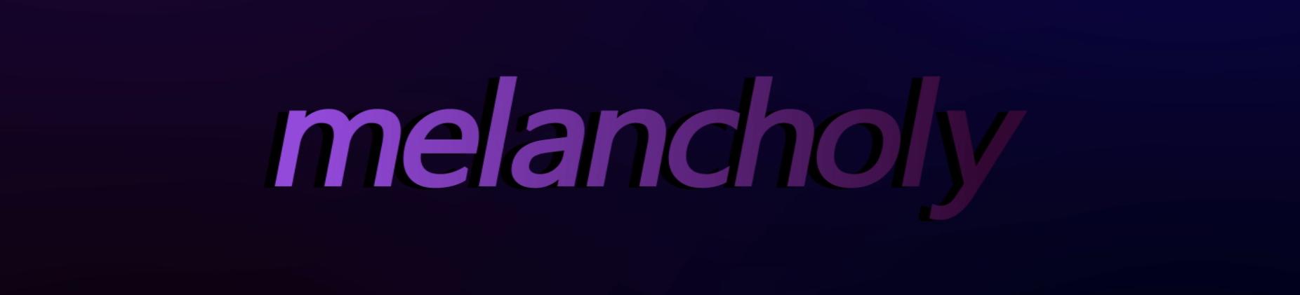 Melancholy Store