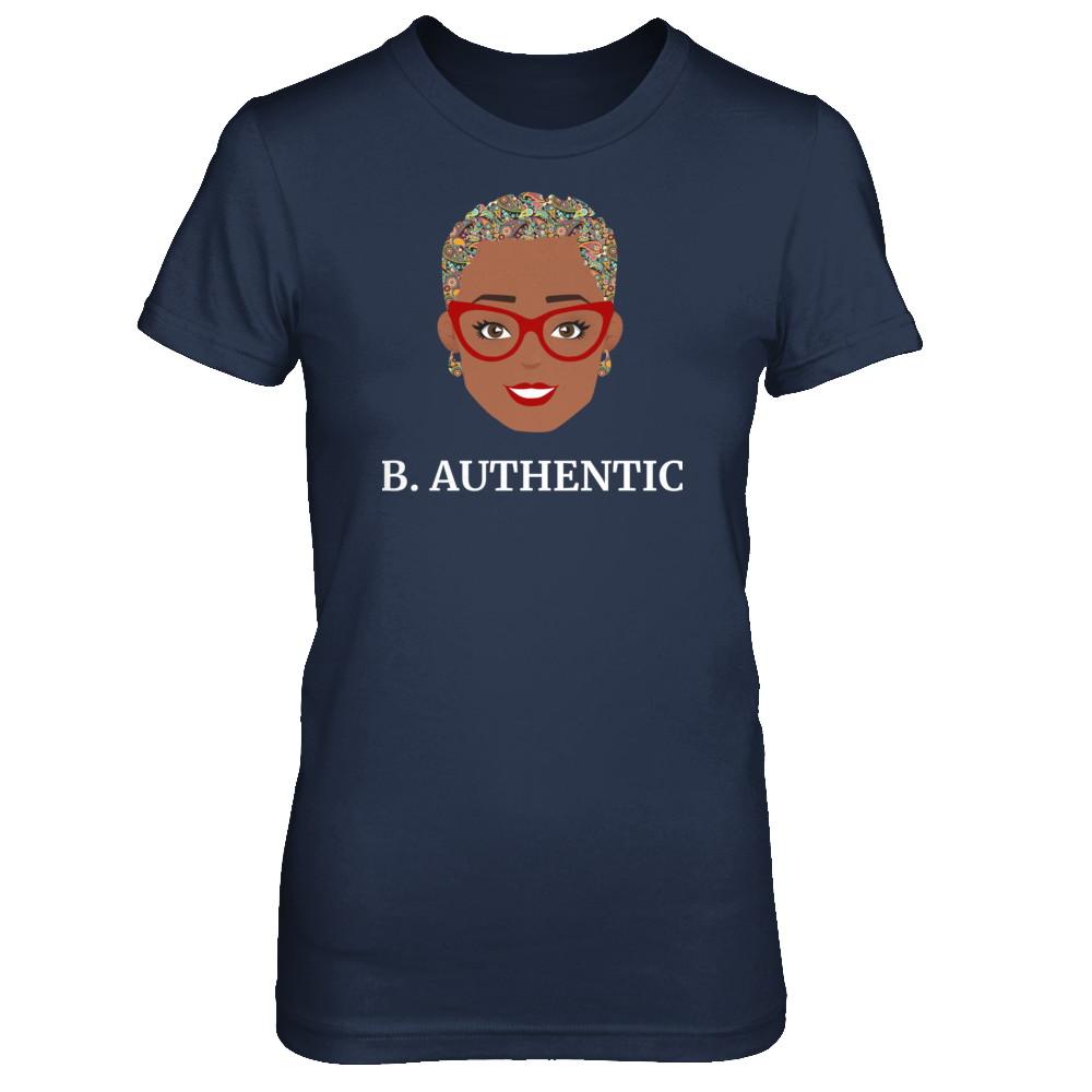 B. AUTHENTIC B. TEE