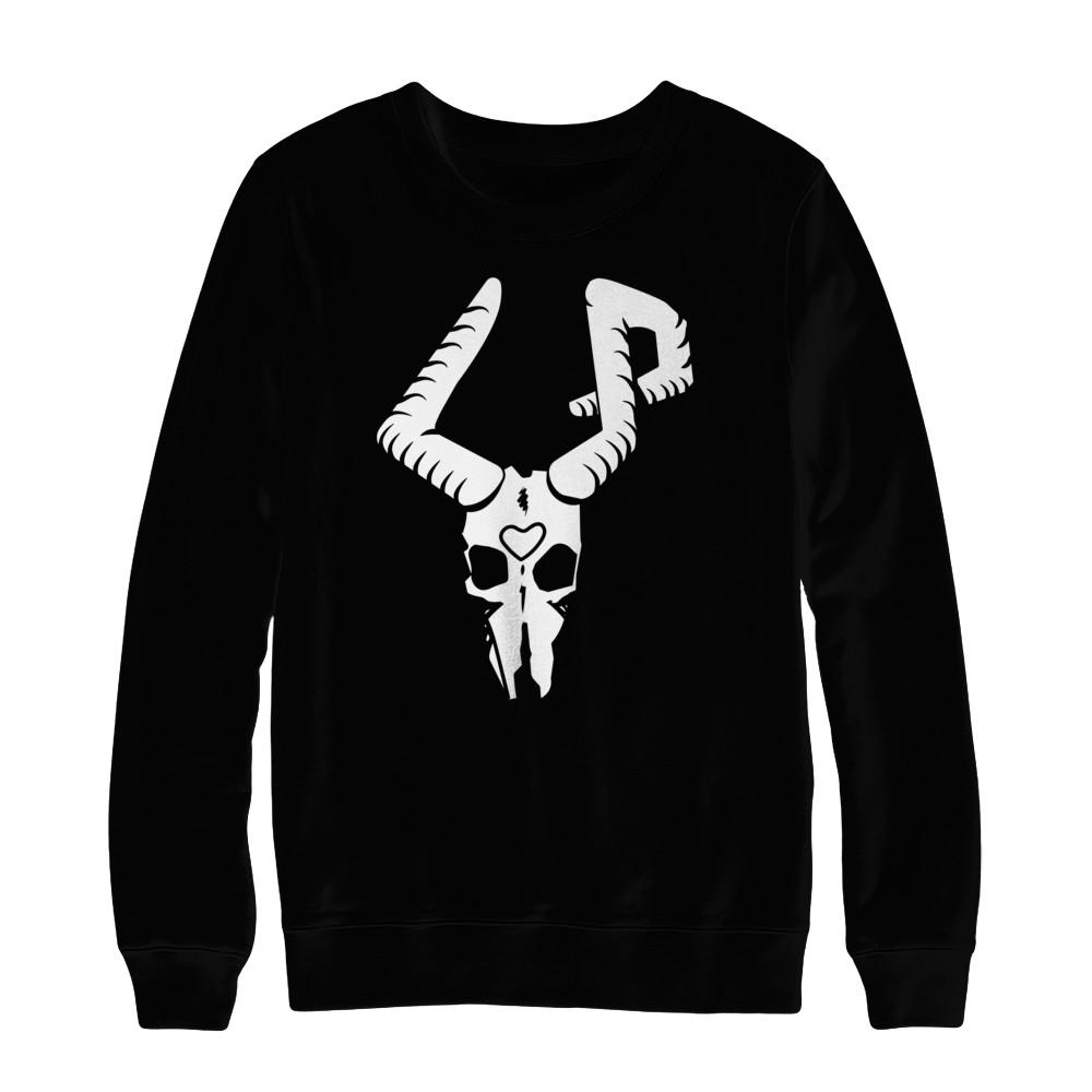 Los Pochos [Skull Sweater]