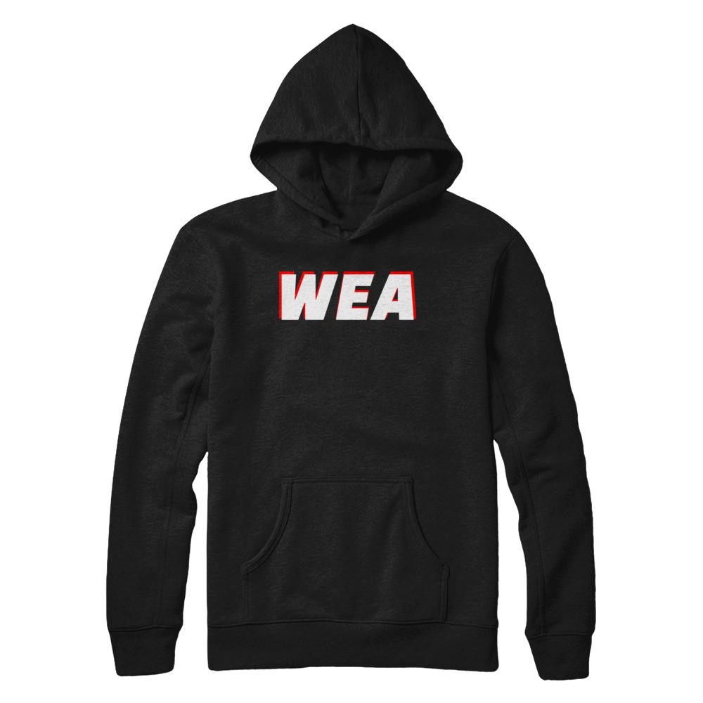 WEA Clan Official Black Merch