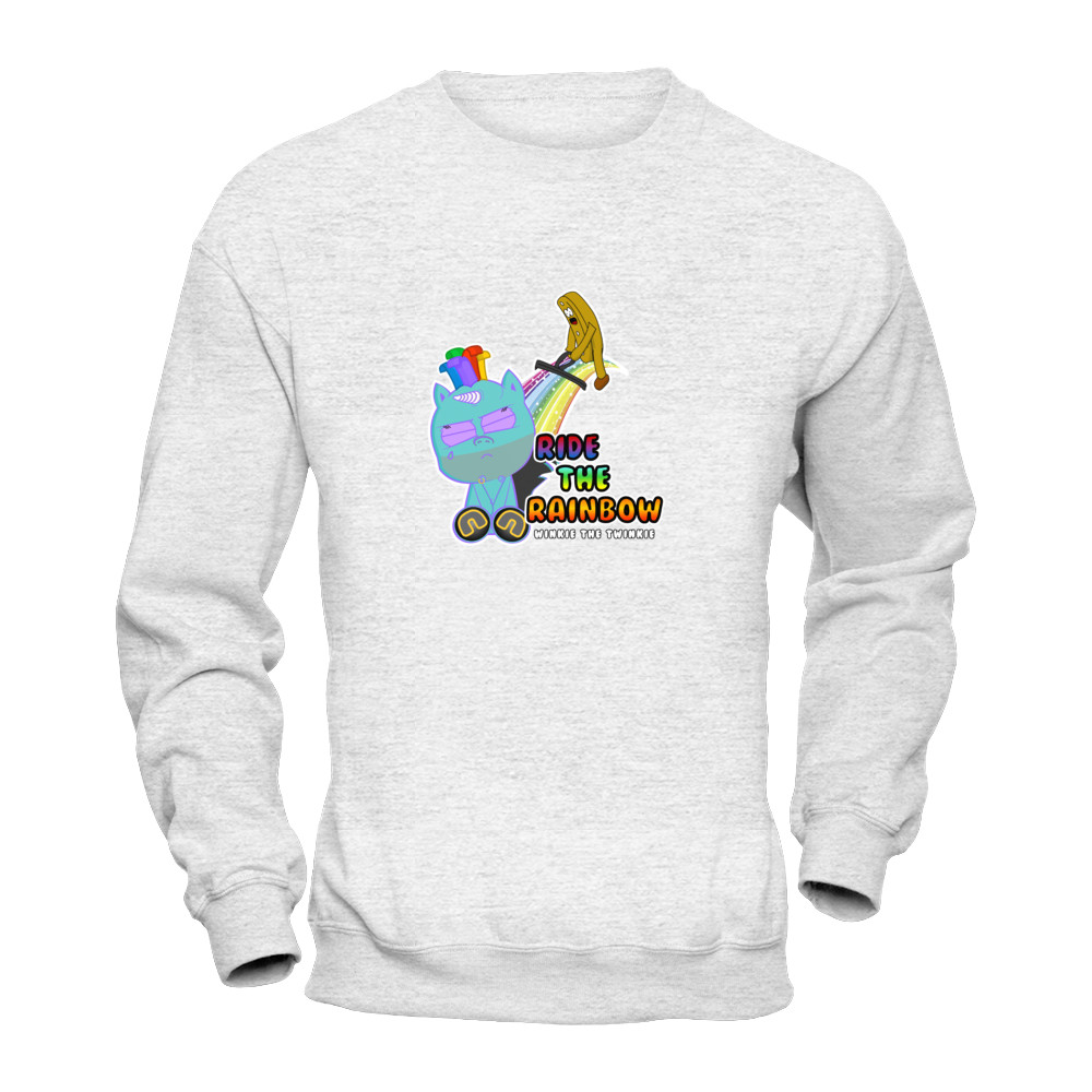 "Winkie The Twinkie ""Ride the Rainbow"" T"