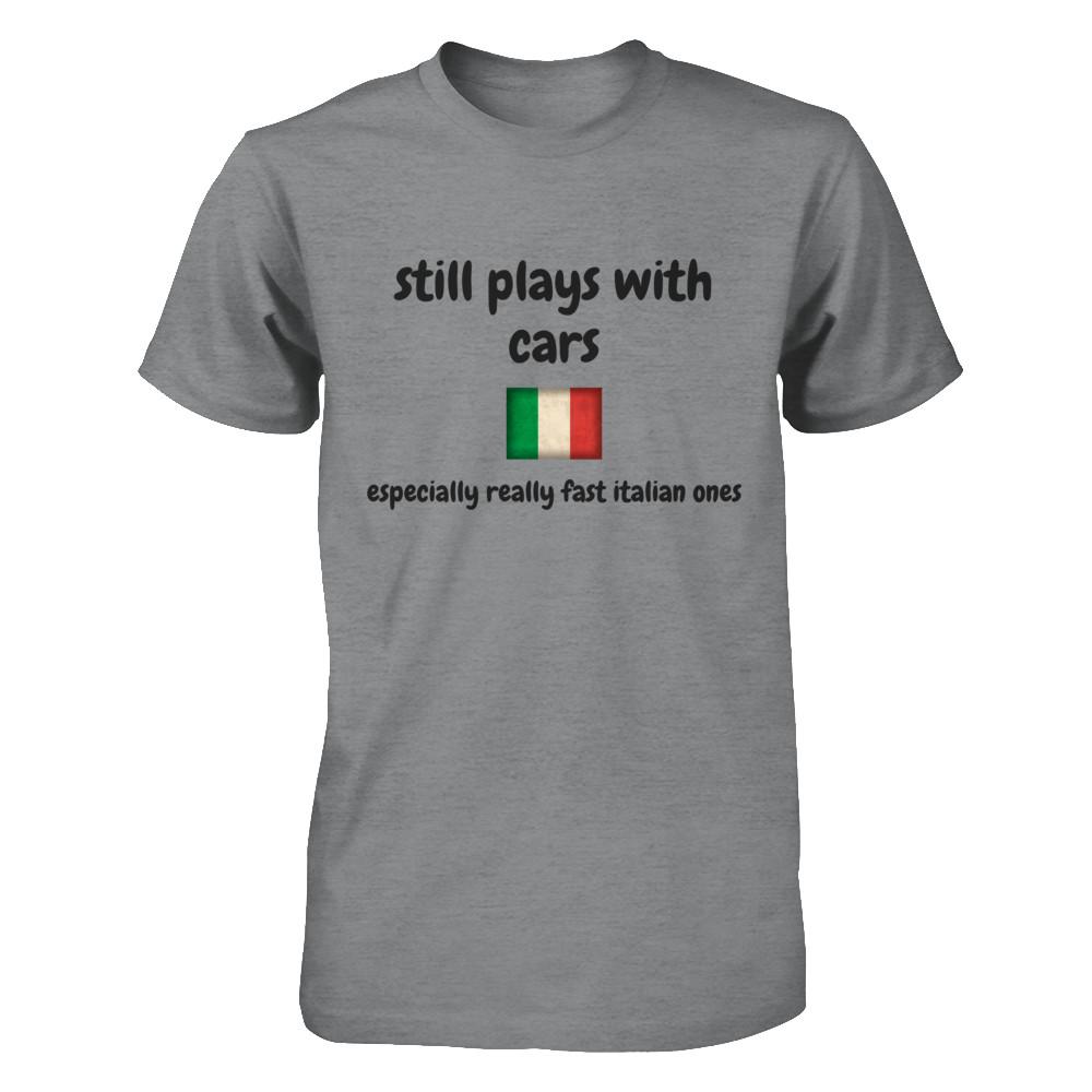 Really Fast Italian Cars Shirt
