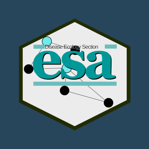 ESA Disease Ecology Section T-shirts
