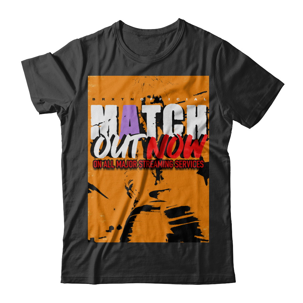 """The Official BRXTN """"Match"""" Graphic Tee"""