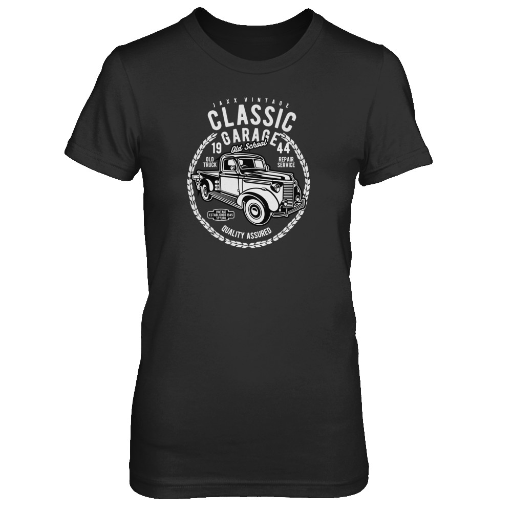 Women's - Classic Garage Vintage T-Shirt