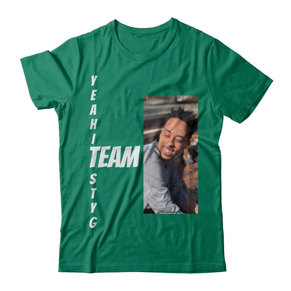 Team Yeahitstyg T-Shirts!