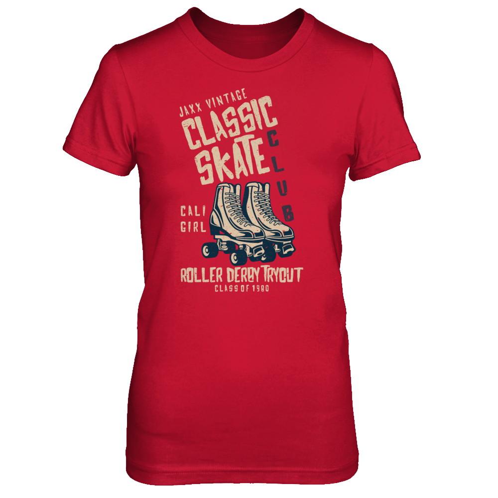 Women's - Classic Skate Club - Jaxx Vintage