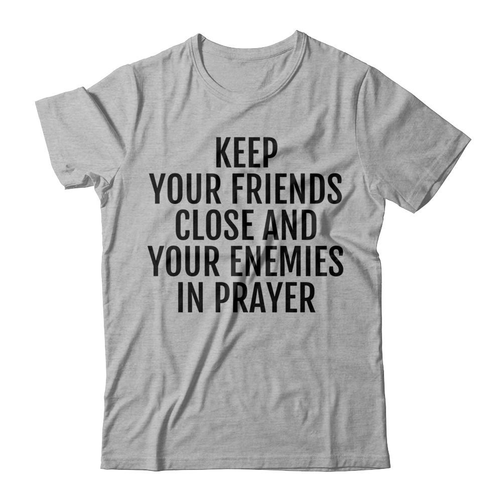 Pray For Your Enemies Short Sleeve Tee