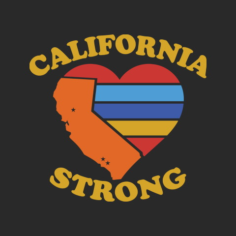 California Strong Charity Collection