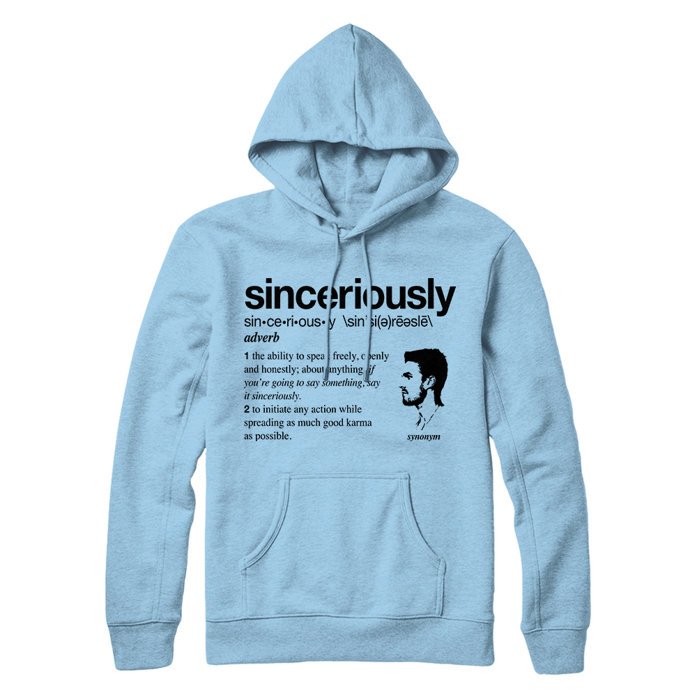 "Stephen Amell ""Sinceriously"" RELAUNCH"