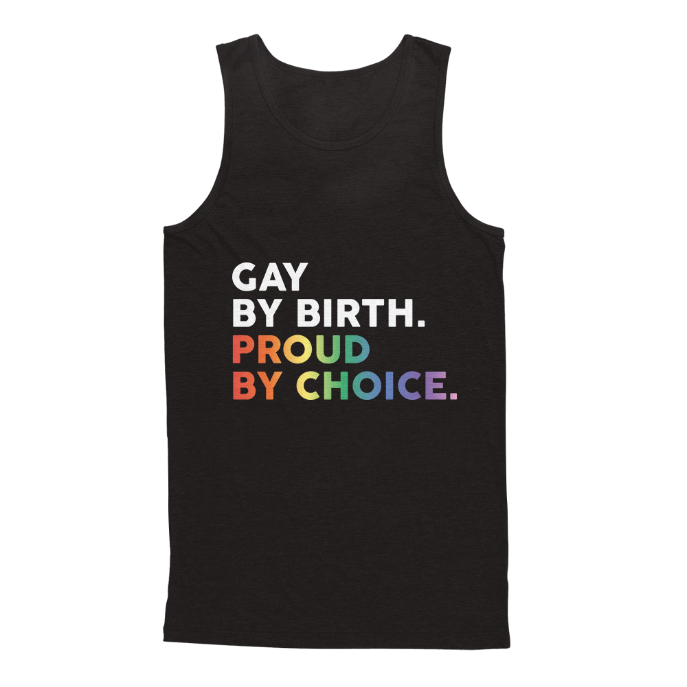"""Represent Pride """"Proud By Choice"""" Tee"""