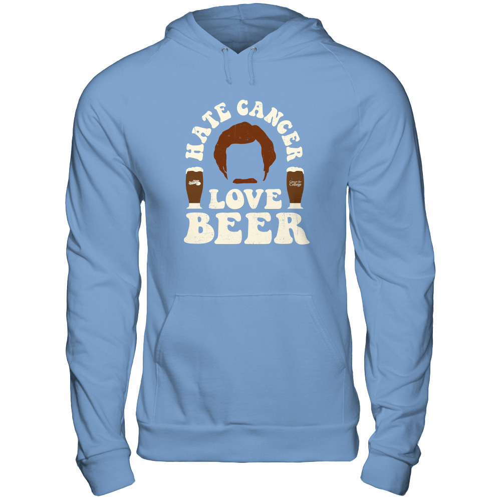"Will Ferrell ""Hate Cancer Love Beer"" Merch"