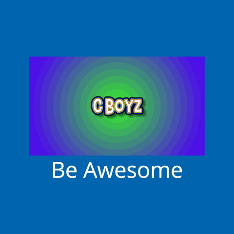 C Boyz merchandise 554