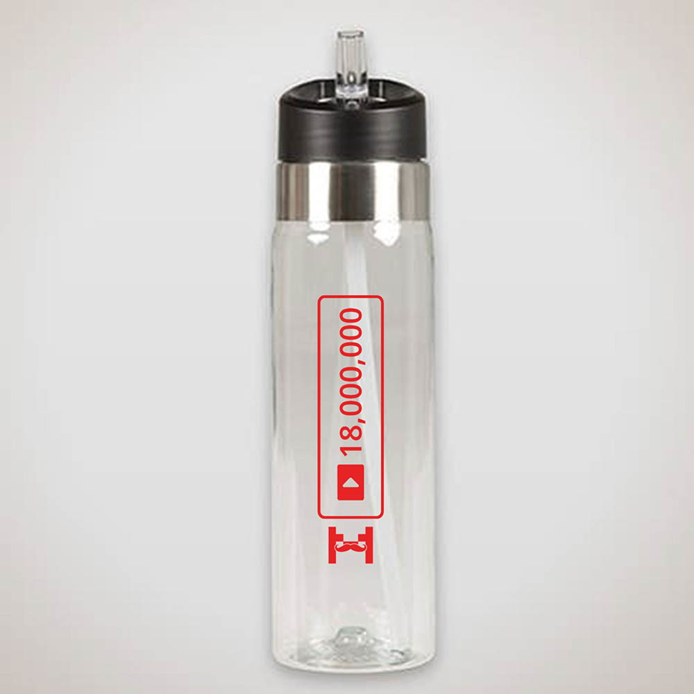 "Markiplier ""18,000,000"" Official Bottle"