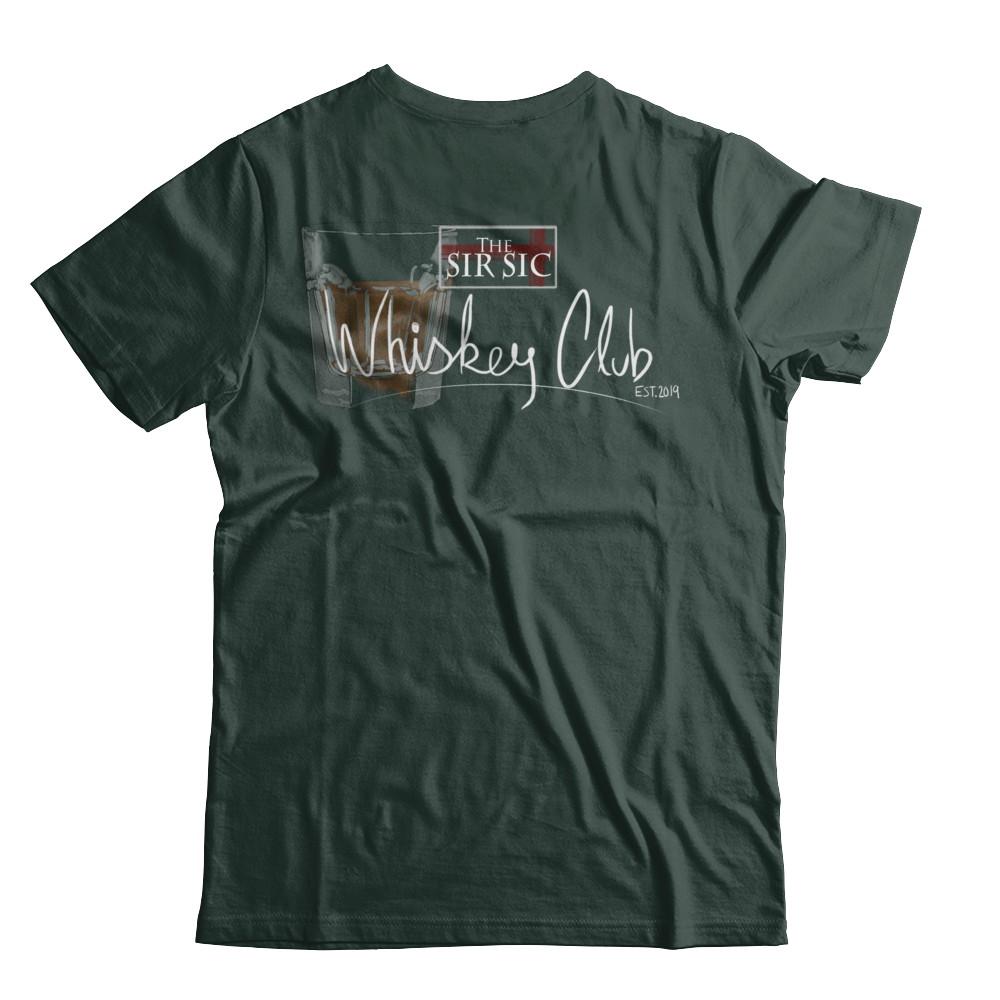 The Sir Sic Whiskey Club: Dark