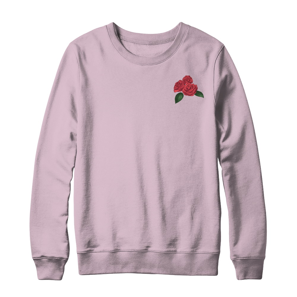 Pobster's Red Rose Merch Line