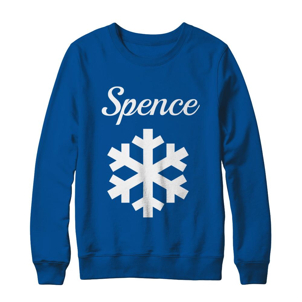 Spence Christmas Sweater