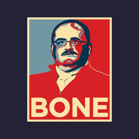 """Official Ken """"Bone"""" Tee"""
