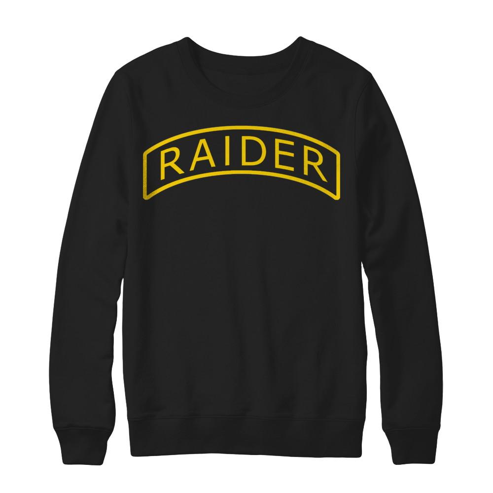 Raider shirt - base