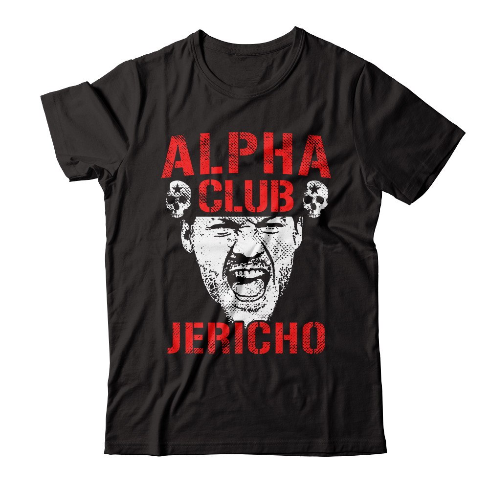 "Chris Jericho ""Alpha Club"" Apparel"