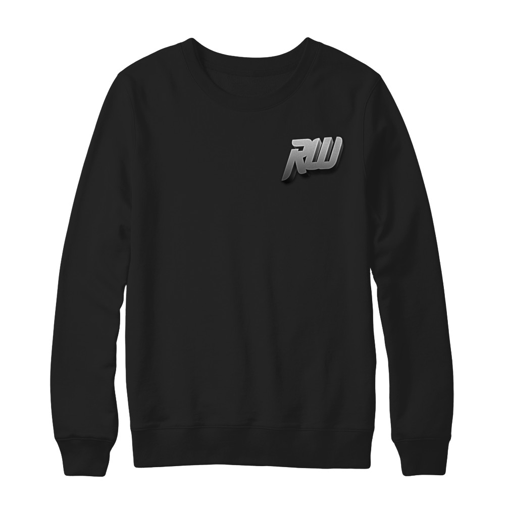 RW 3D Logo Pullover