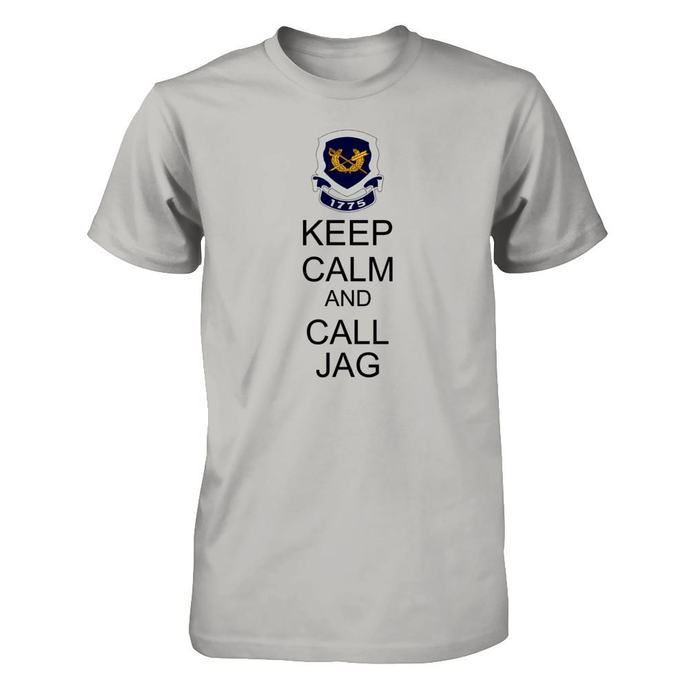 U.S. ARMY KEEP CALM AND CALL JAG