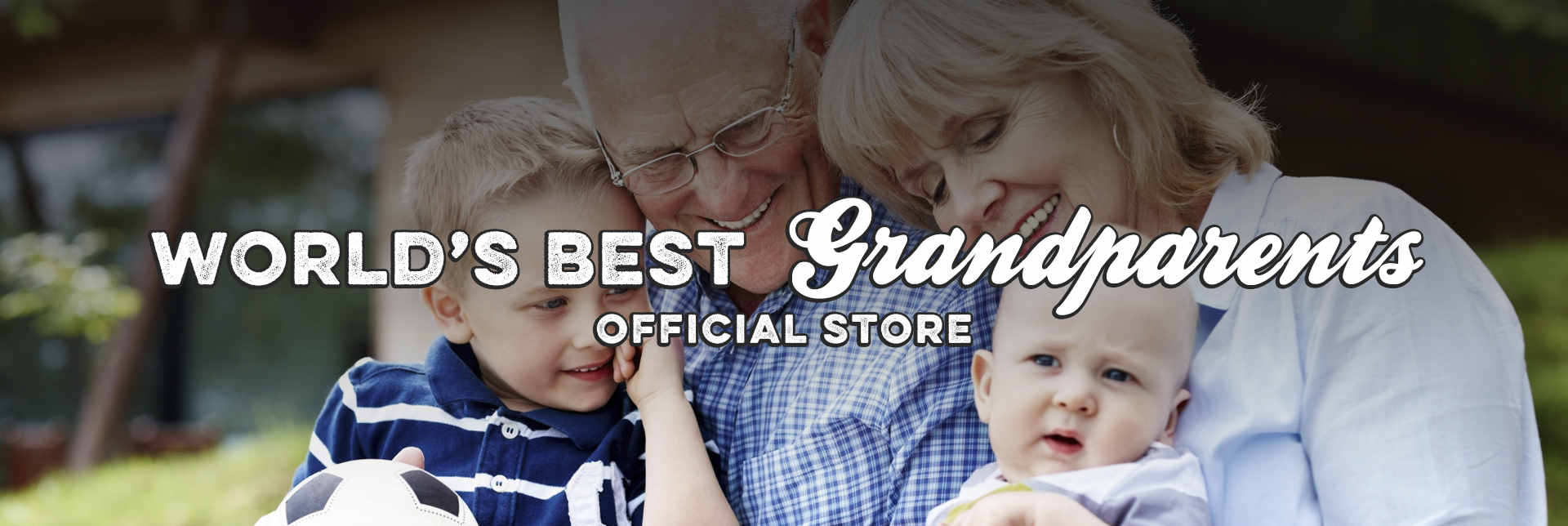 World's Best Grandparents