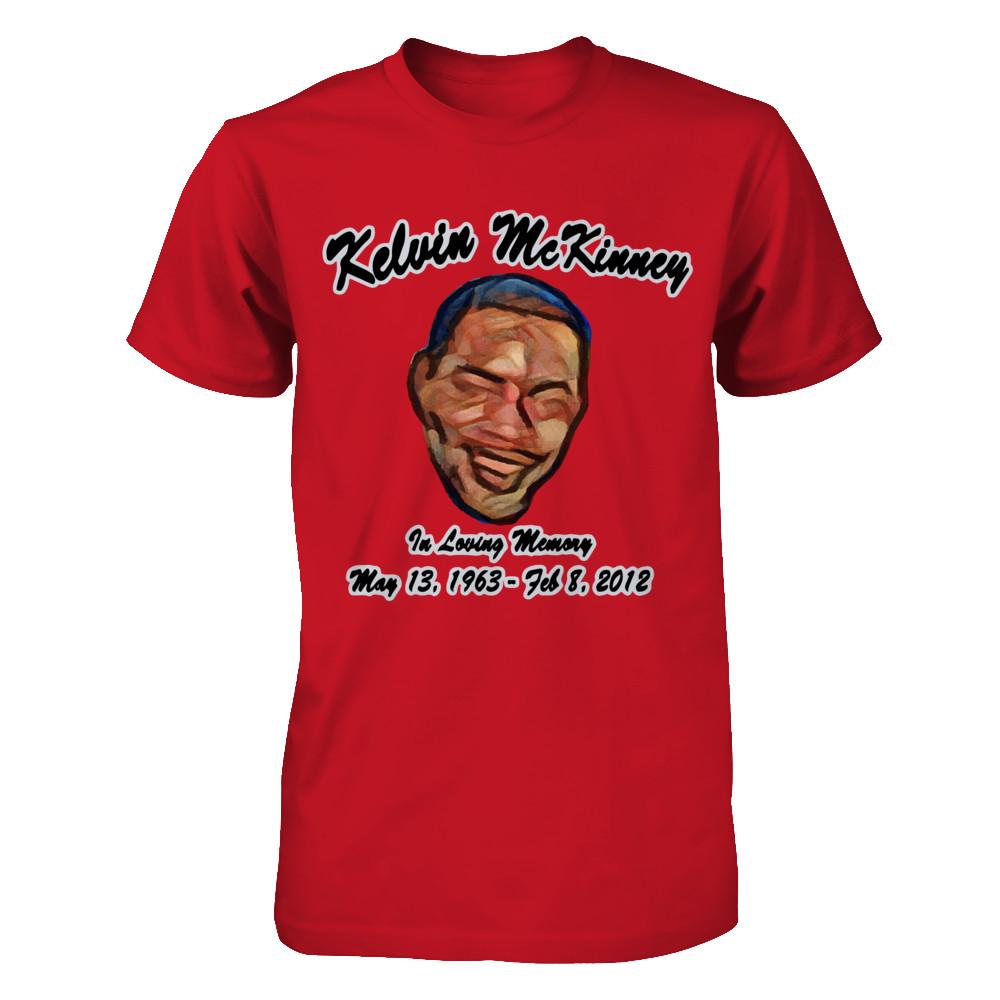 "TCW ""In Loving Memory"" Kelly/Kellz T-shirt"