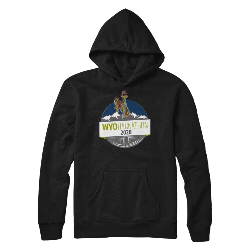 WyoHackathon Special Edition Hoodie