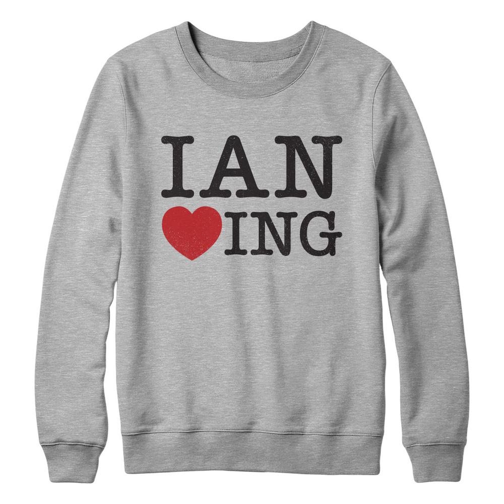 """Ian [Heart]ing"" (HOLIDAY EDITION)"