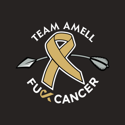Team Amell: F*ck Cancer Apparel