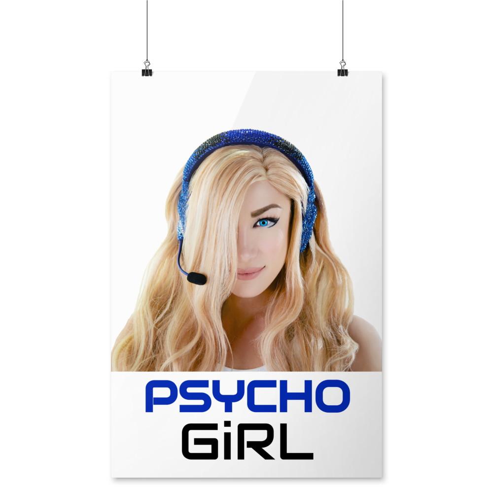 PSYCHO GiRL (BIG) Poster!