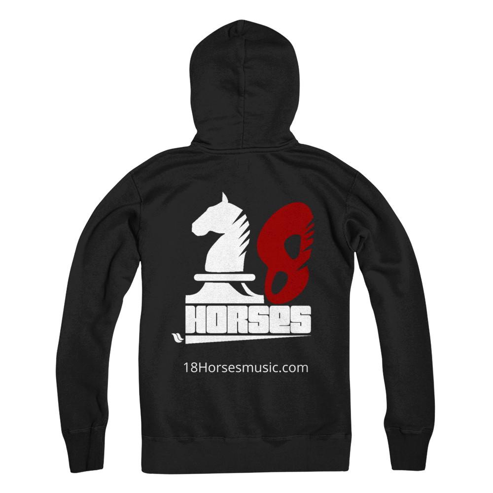 18 Horses Hoodie 2019