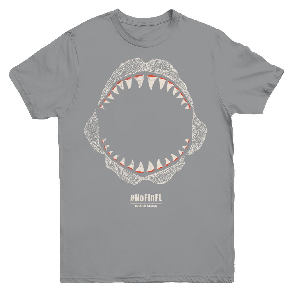 Shark Allies #NoFinFL Fins & Jaws (Kids)