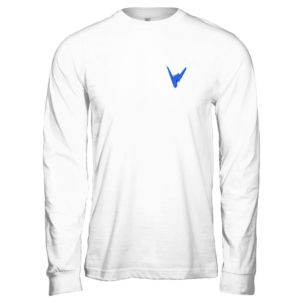 """Vail Logo """"WHITE"""""""