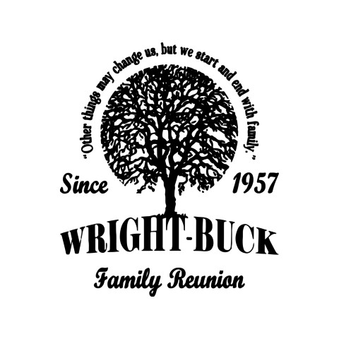 Wright Buck Family Reunion Shop