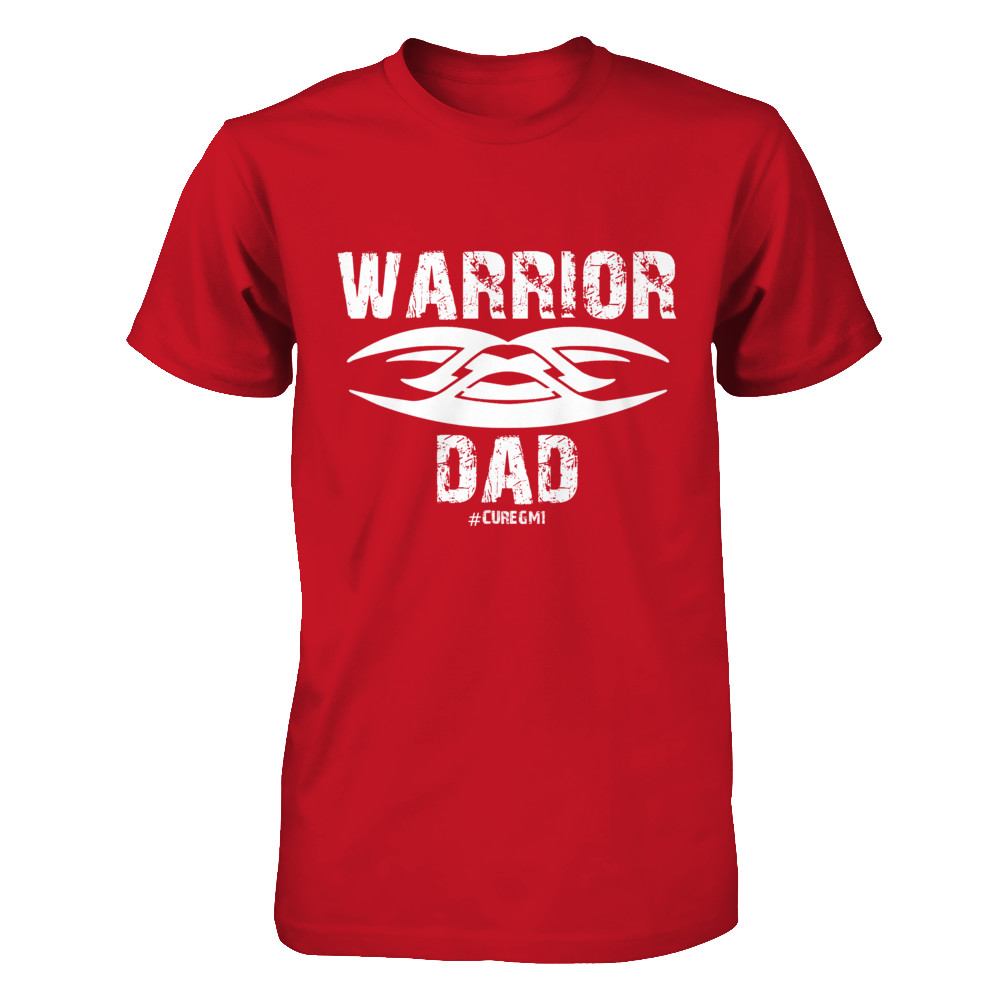 Warrior Dad Fighter #CureGM1