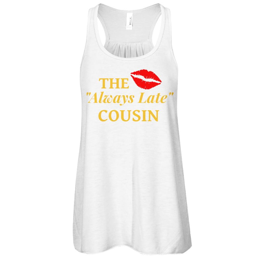 Patrice's Cousin Shirt