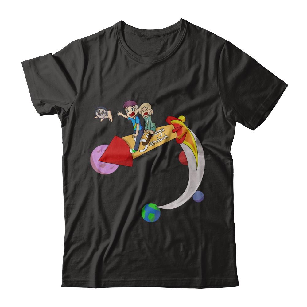 Thea amp Crainer Rocket Shirt Represent