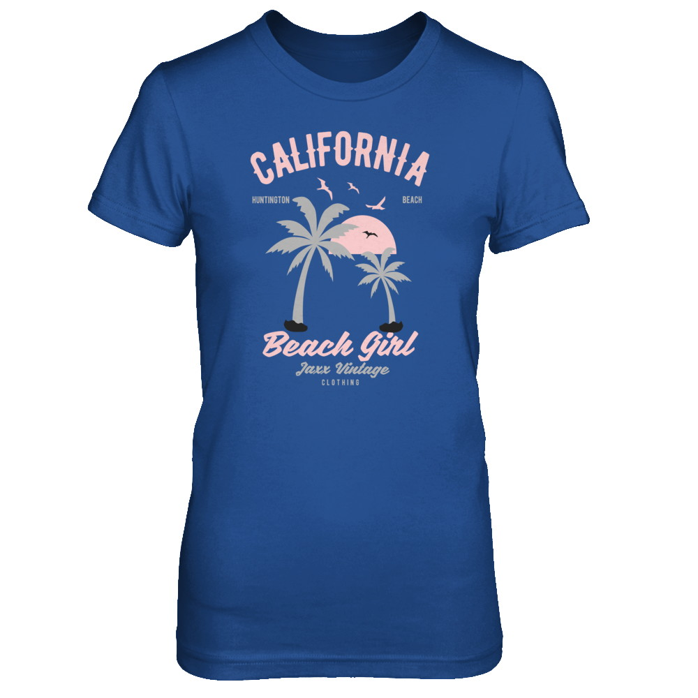 Women's - California Beach Girl