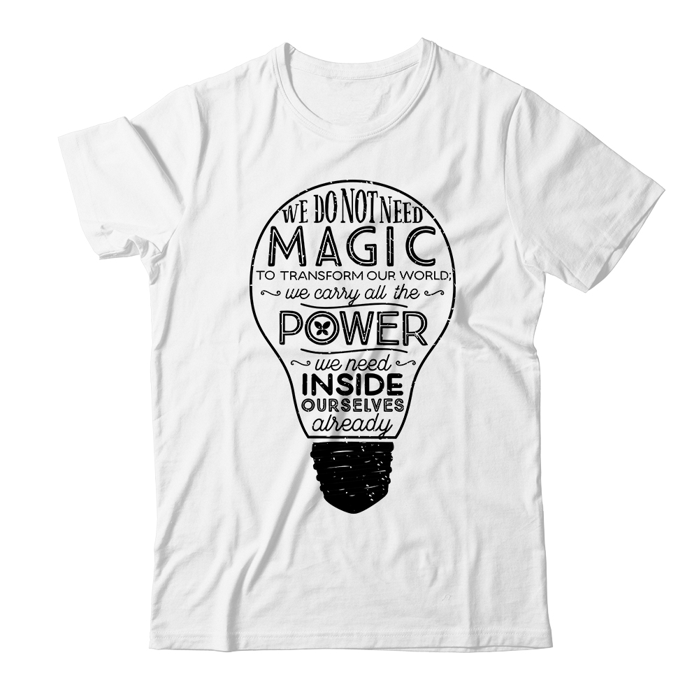 official lumos be the light t shirt represent. Black Bedroom Furniture Sets. Home Design Ideas