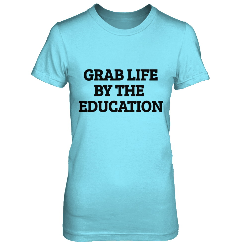 *Promo for teachers*GRAB LIFE BY THE EDUCATION